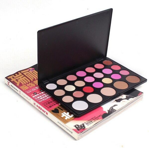 26 Color Brand Makeup Blush Blusher+Concealer Foundation Powder Contour Palette Face Care Blush Palette