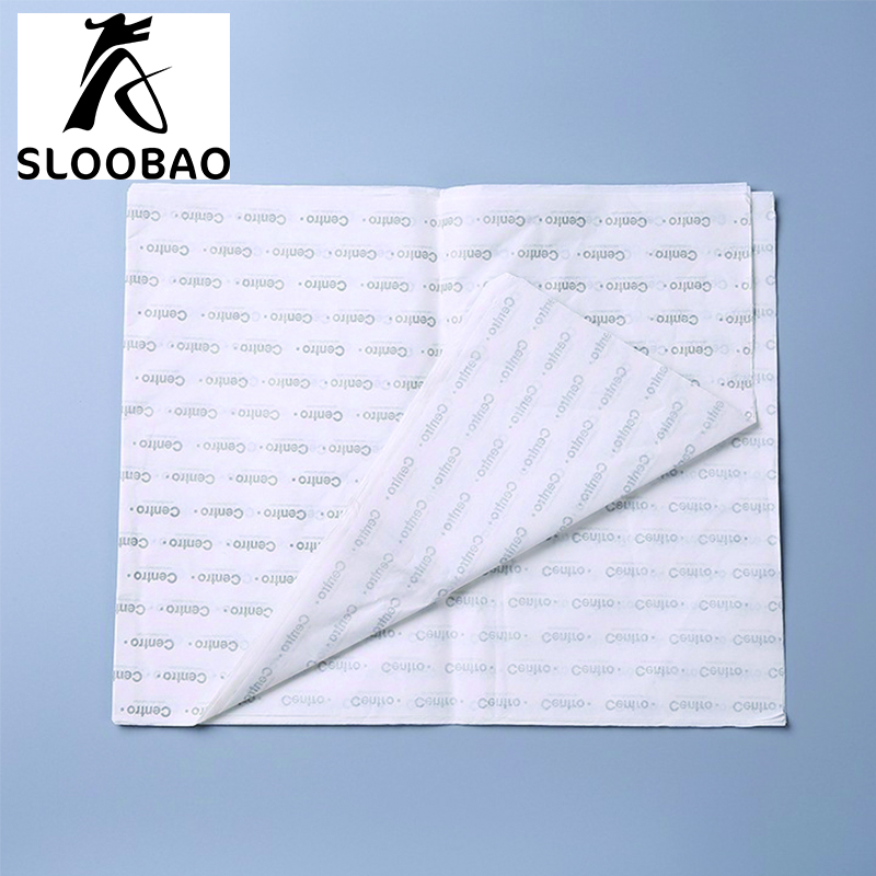 Free Shipping Custom Printed Logo Gift Tissue Paper/ Moisture Proof Packing Paper Paper/clothes/shoes Wrapping Tissue Paper