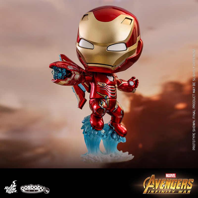 Ht hottoysコスベイビーavenger 3アイアンマン医者奇妙なトニー無限グローブへまヘッドコレクションフィギュア用ファンホリデーギフト