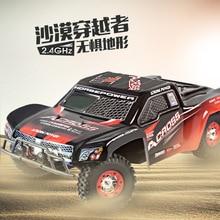 Baru kecepatan Tinggi 50 KG/H rc truk wl12423 1:12 RC mobil balap 4WD drive off-road kereta penuh proporsional model vs FEIYUE-01