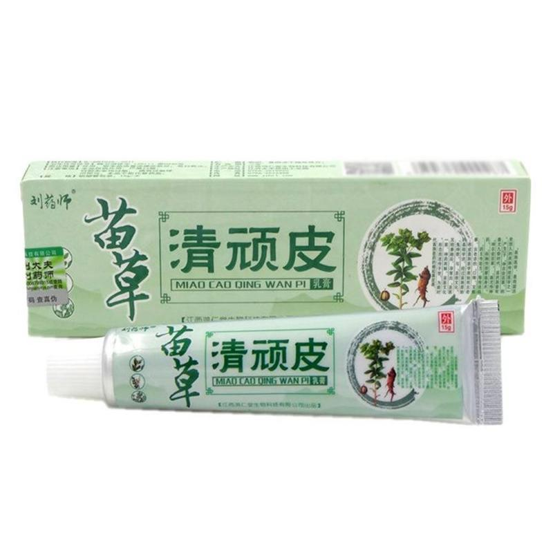 Liudaifu Skin Psoriasis Cream Dermatitis Eczematoid Eczema Ointment Treatment Psoriasis Cream Skin Care Cream image