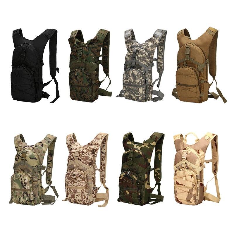 Sac à dos militaire extérieur Camo 800D Oxford sac de sport à bandoulière en tissu pour Camping voyage randonnée sacs d'escalade tactique