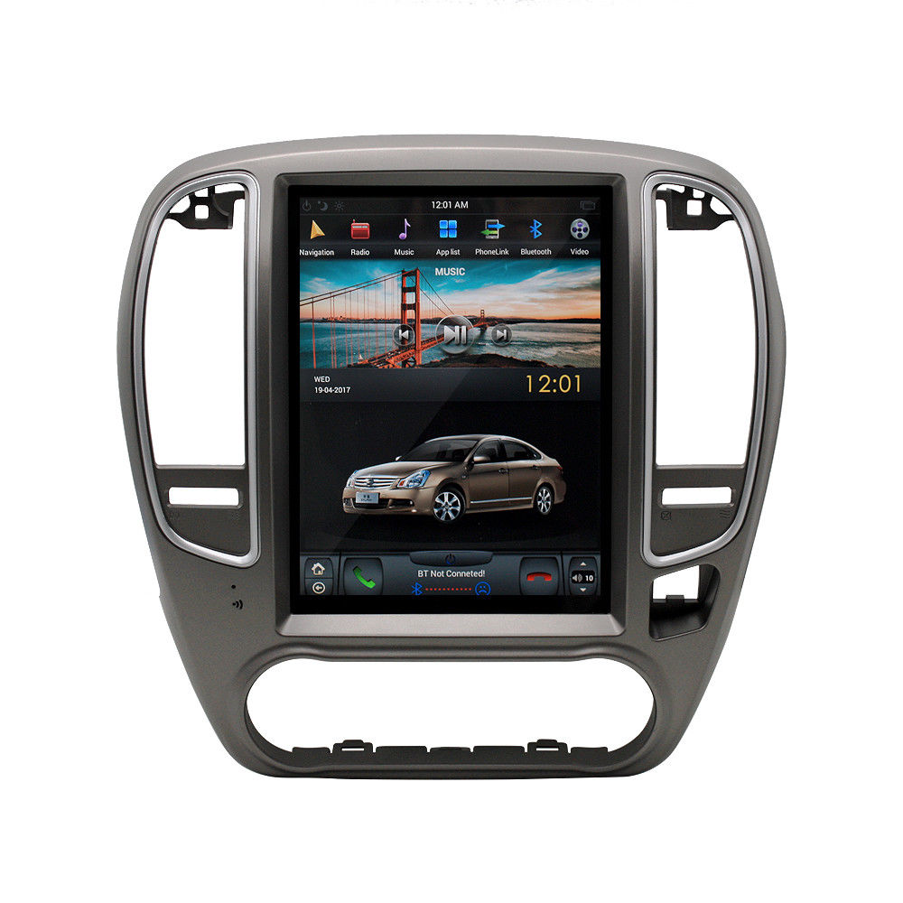 10,4 tesla стиль вертикальный экран android 6,0 четырехъядерный Автомобильный GPS Радио Навигация для Nissan Bluebird Sylphy Almera