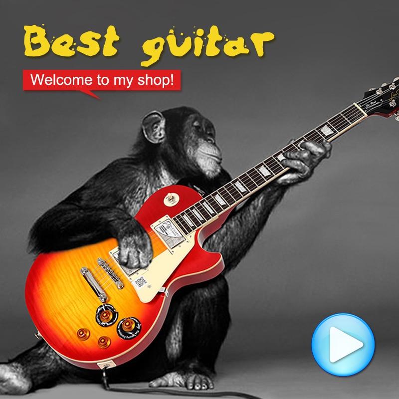 NEW 1959 R9 Les Tiger Flame Paul Electric Guitar Standard LP 59 Electric Guitar In Stock