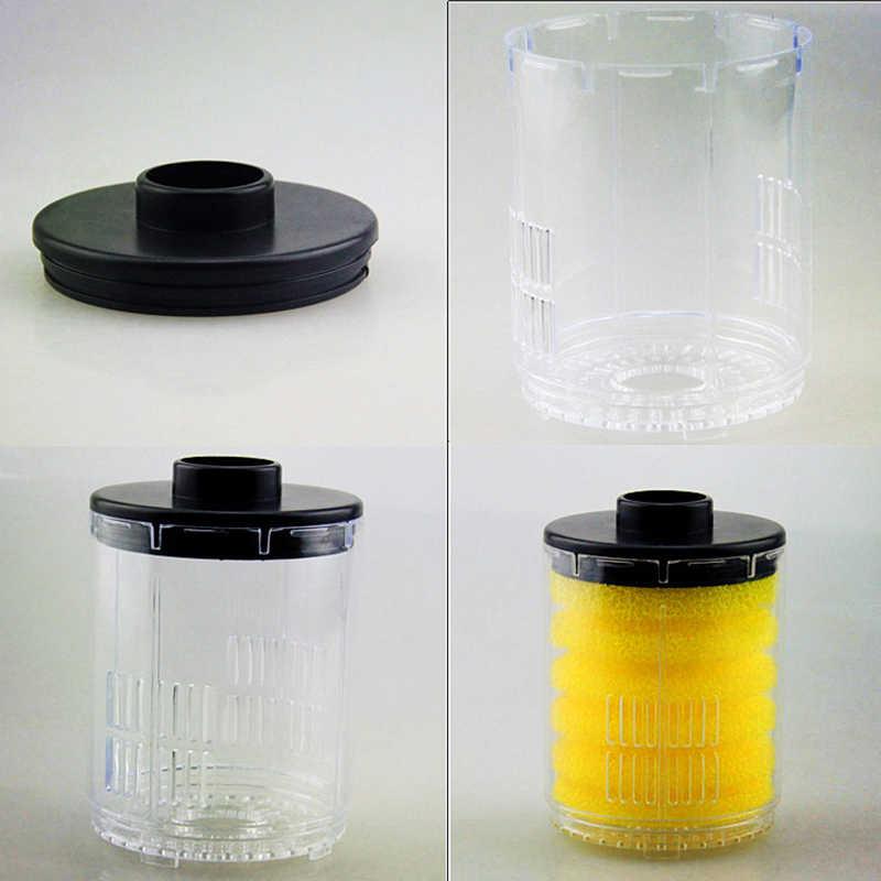 3-In-1 Filter Akuarium Ikan Tangki Filter untuk Aquarium Pompa Udara Air Oksigen Meningkatkan Aquarium Internal Filter Pompa Aquarium FA0013