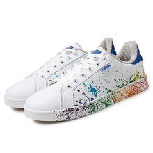 FOHOLA Plus size Add cotton inside superstar old skool lite stan shoes  colombia patins inline chaussures e2fe09f7d