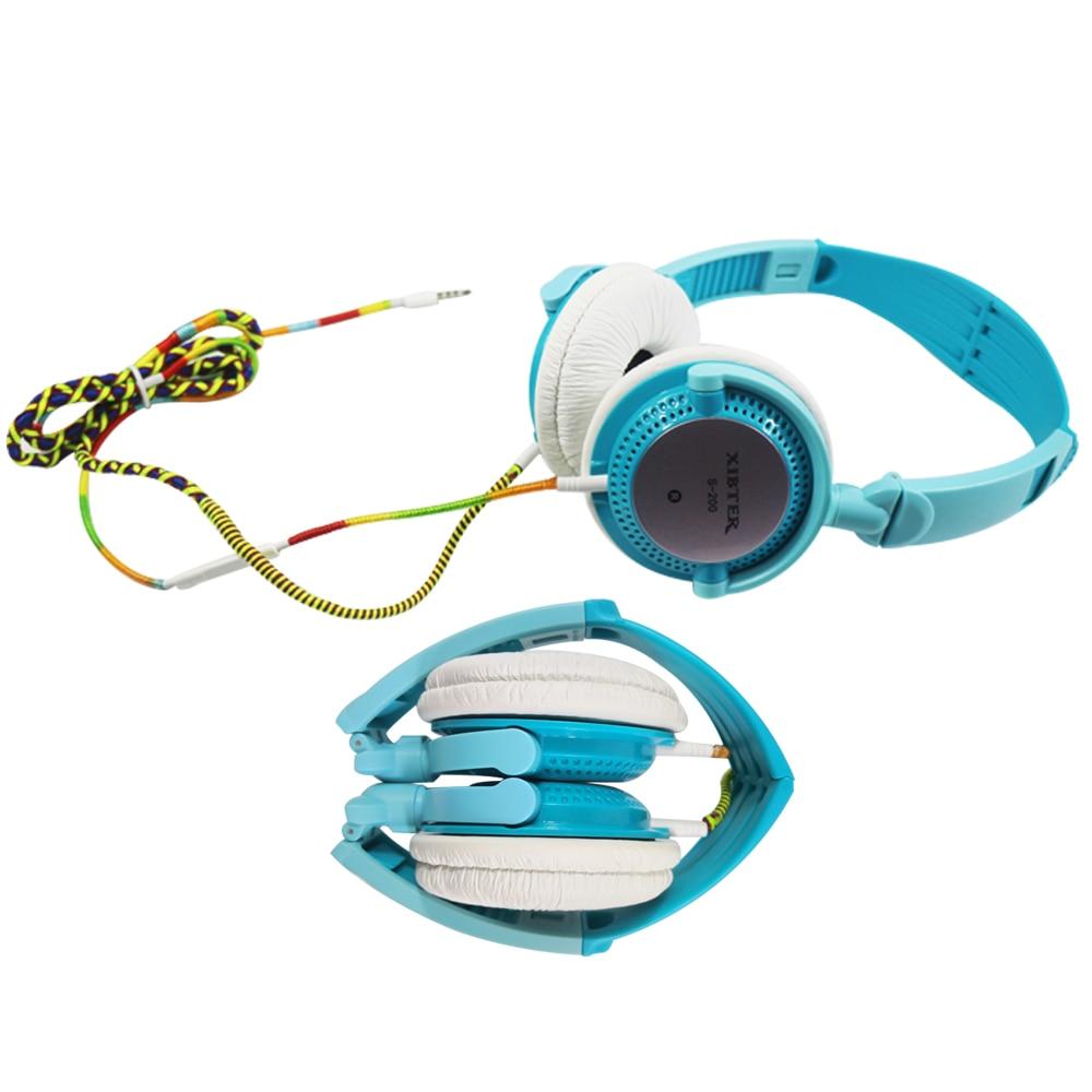 Xibter Mini Auriculares Coloridos Con Micrófono En Línea 3.5mm Jack - Audio y video portátil - foto 3