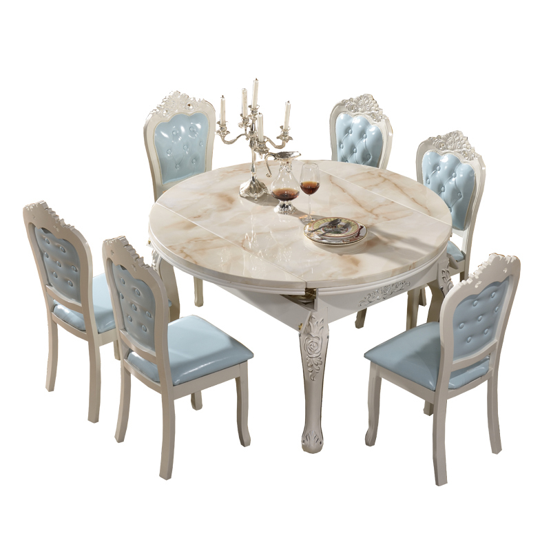 Eettafel Langer Da Pranzo Salle A Manger Moderne Tavolo Meja Makan Wooden European Mesa De Jantar Bureau Desk Tablo Dining Table