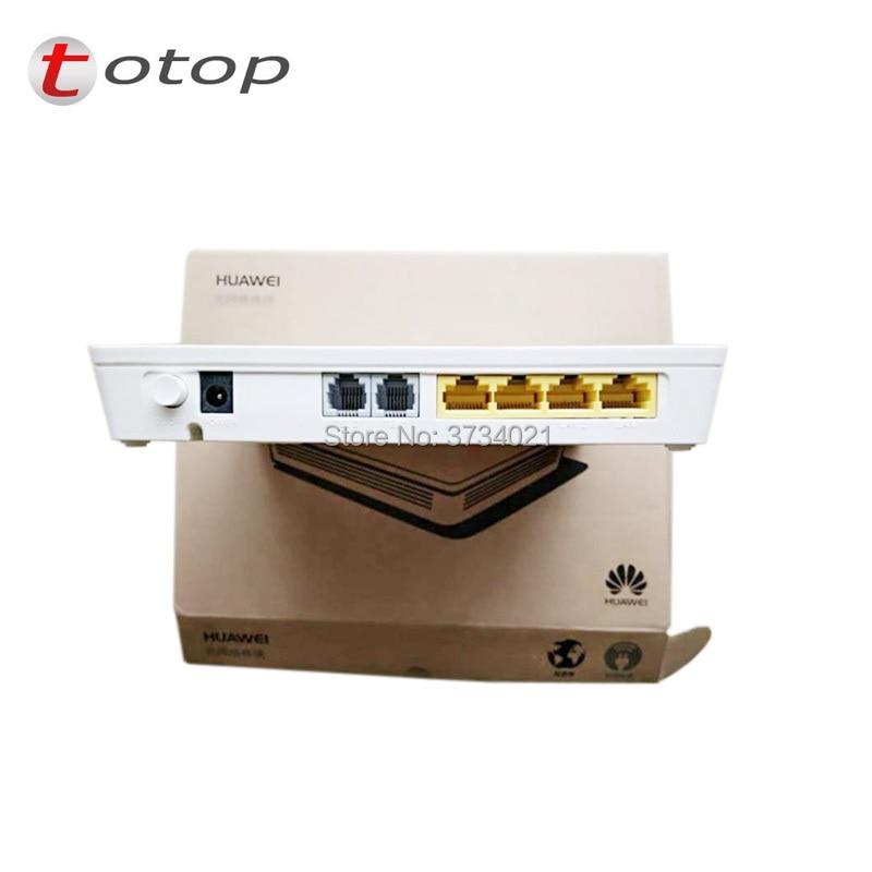 Fiber Optic Equipments Onu Epon At Any Cost Generous Original Hua Wei Hg8342r Epon Onu With 4fe Lan Port+2 Voice Ports 100% Original New Communication Equipments