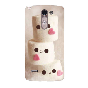 Роскошный чехол с рисунком для LG G3 Stylus D690N D690, цветной милый чехол для телефона с рисунком, задняя крышка, защитный чехол, сумка