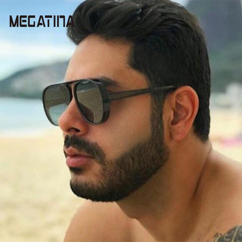 Megatina पुरुषों धूप का चश्मा - वस्त्र सहायक उपकरण