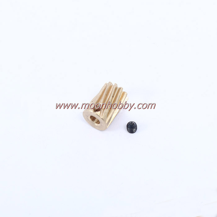 ALZRC 450 Pro V2 Spare Parts  3.17mm RC Heli Copper Motor Pinion Gear 11T HP45046-11 ALZRC 450 Parts Free Shipping with Tracking tarot 450 parts motor pinion gear 13t 3 5mm tl45059tarot 450 rc helicopter spare parts freetrack shipping