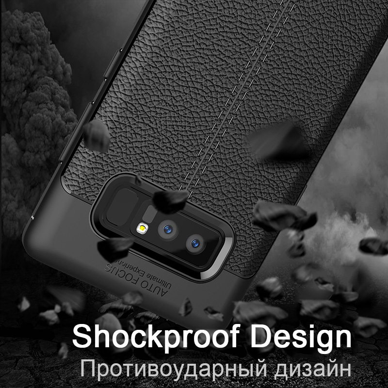 Artisome Soft TPU Leather Case For Samsung Galaxy S8 S8 Plus S7 S7 Edge Note 8 J5 2016 A5 2017 Phone Cases Silicone Back Cover (13)