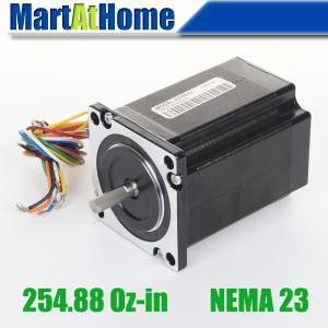 Leadshine 57HS13 Two-Phase Hybrid CNC Stepper Motor 4A NEMA 23 Oz-in 254.88 #SM358 @SD