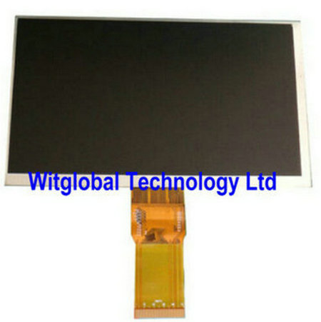 "New LCD Matrix For 7 ""Prestigio Smartkids PMT3997 Smart kids PMT3997_w_d v2.0 Internal LCD Replaceable Screen Module"