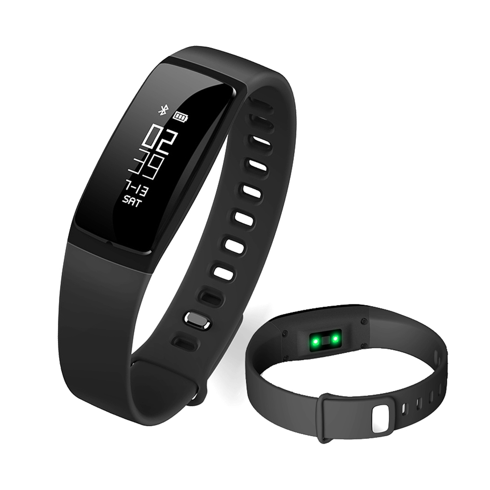 AlfarTec V07 Smart Bracelet With Blood Pressure Heart Rate Monitor Bluetooth Pedometer Activity Tracker For IOS