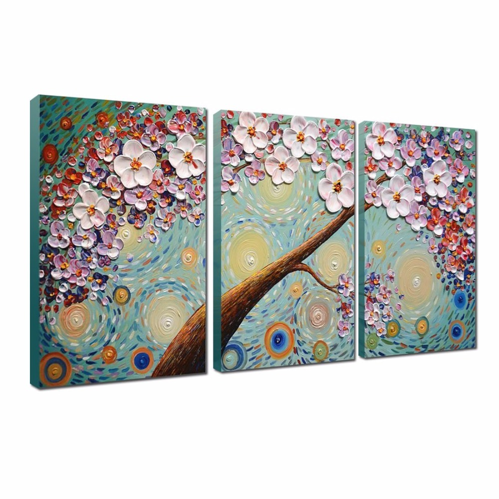 Abstract Art Paintings Oil Hand Painting 3D Hand-Painted On Canvas Abstract Artwork