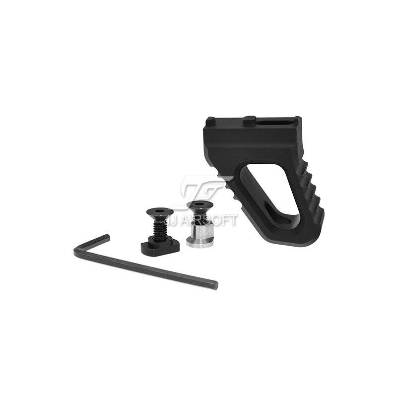 MF Main Arrêt/La Vanne de Foregrip pour KeyMod & M-LOK MLOK CNC Version Léger (Noir/Rouge/Tan/argent)