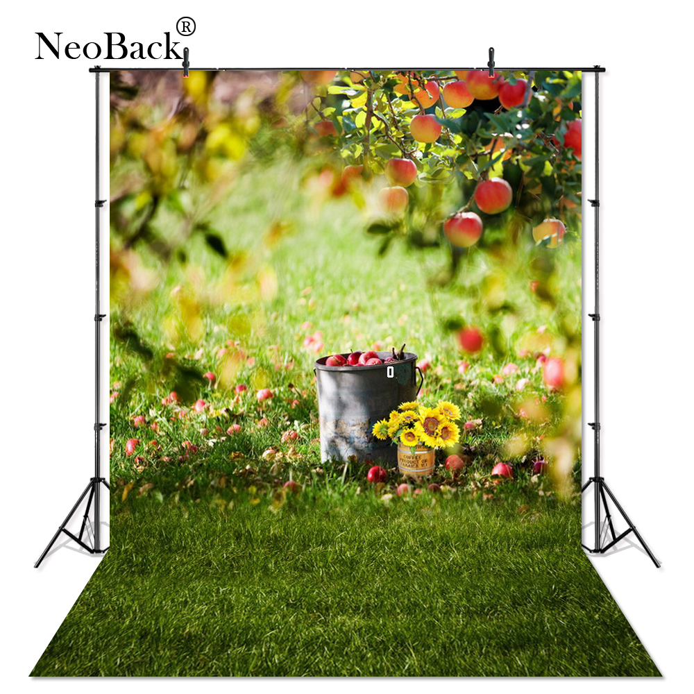 NeoBack Thin vinyl cloth New Born Baby Photography Backdrop children kids backdrops Printing Studio Photo backgrounds P1443