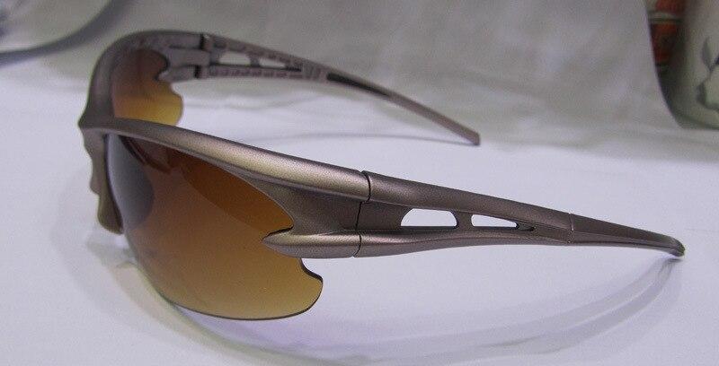 Prix pour Lunettes Polarisées UV400 Cycing lunettes de Soleil Hommes Femmes Ne Lame En Plein Air Lunettes avec 4 Lentilles et paquet Lunettes De Sport