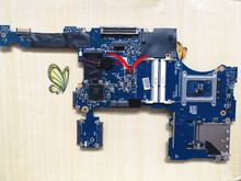 original 652509-001 system board fit for HP elitebook 8760W laptop motherboard 652509-001 QM67 100% Tested