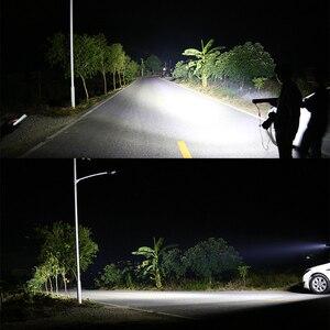 Image 5 - سليم قضيب إضاءة ليد منحني بار لسيارة 12 فولت 24 فولت 4x4 قبالة الطريق 4WD Atv Suv الشاحنات كومبو الحزم بارا Led القيادة أضواء العمل