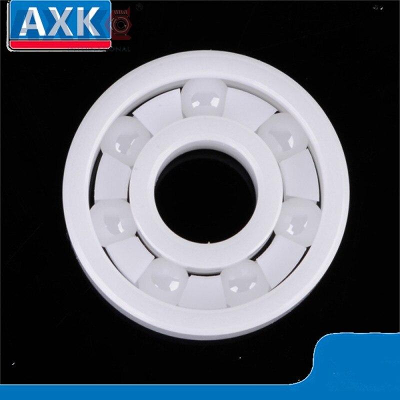 free shipping 603 604 605 606 607 608 609 full ZrO2 ceramic ball bearing zirconia