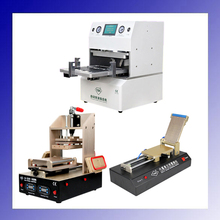 TBK LCD Repair Equipment 5in1 Frame Laminating Machine+ OCA Vacuum Laminator Machine+OCA Film Laminating Machine