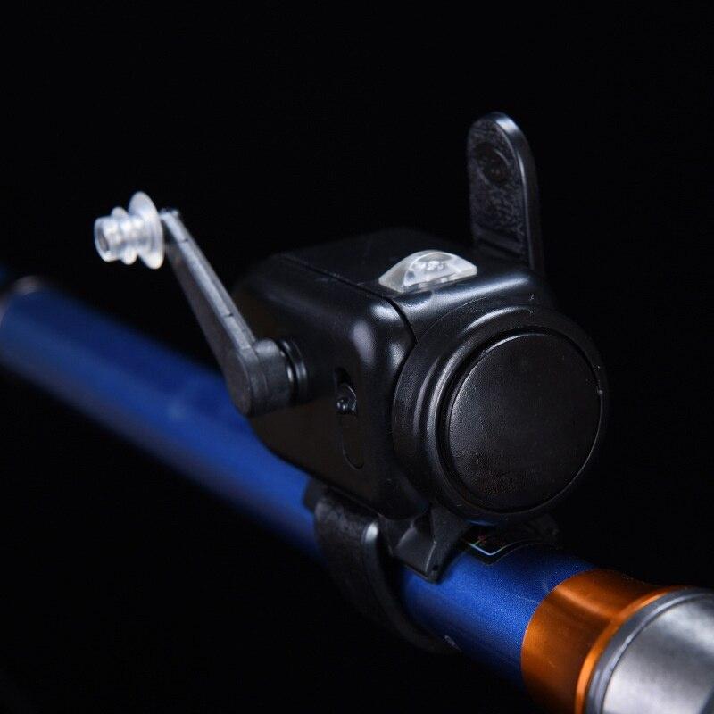 High Sensitive Fish Bite Alarm Adjustable Volume Fishing Rod Signal Device Bait