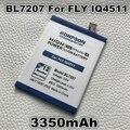 3350 mAh BL7207 para Infinix x506 fly FLY IQ4511 bl7207 Substituição Bateria Li-ion Bateria Do Telefone Móvel de Alta Qualidade
