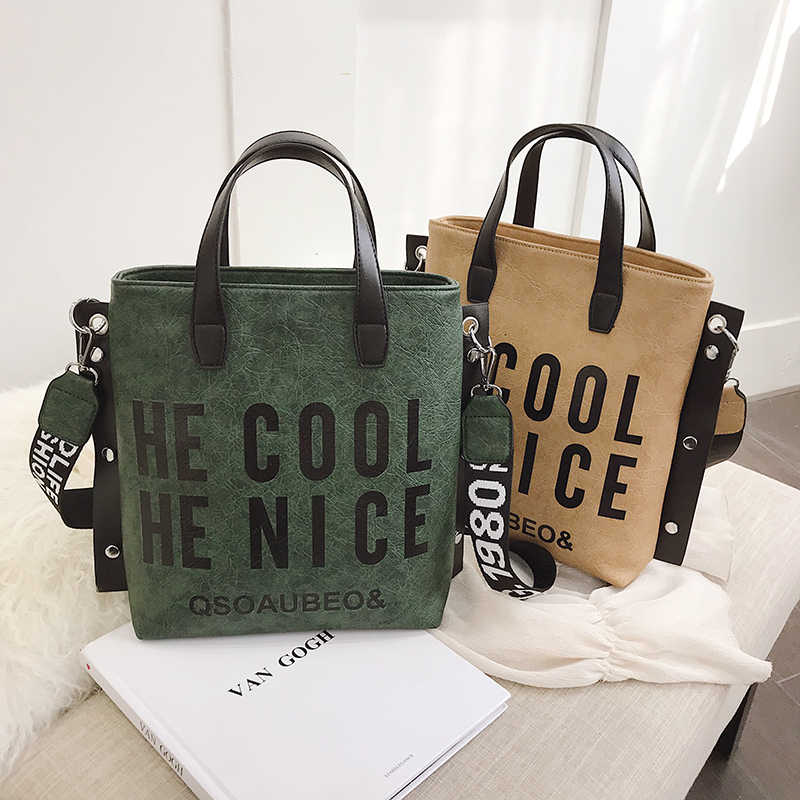 d90d66d7c5 ... Women s New Trend 2019 Korean Version Baitao Fashion Handbags Hong Kong  Wind Broadband Single Shoulder Slant ...