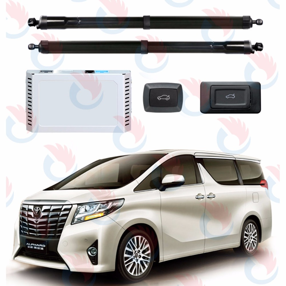 Smart Auto Electric Tail Gate Lift Special For Toyota Vellfire 2016
