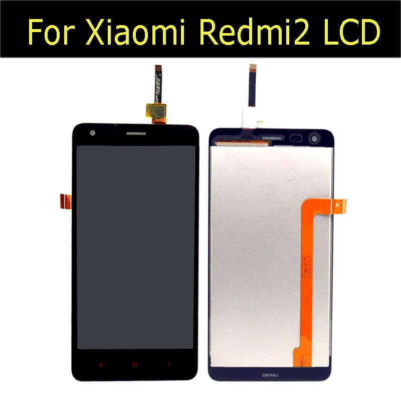LCD Display Assembly +touch Screen Digitizer Replacement for Xiaomi Redmi2 LCD