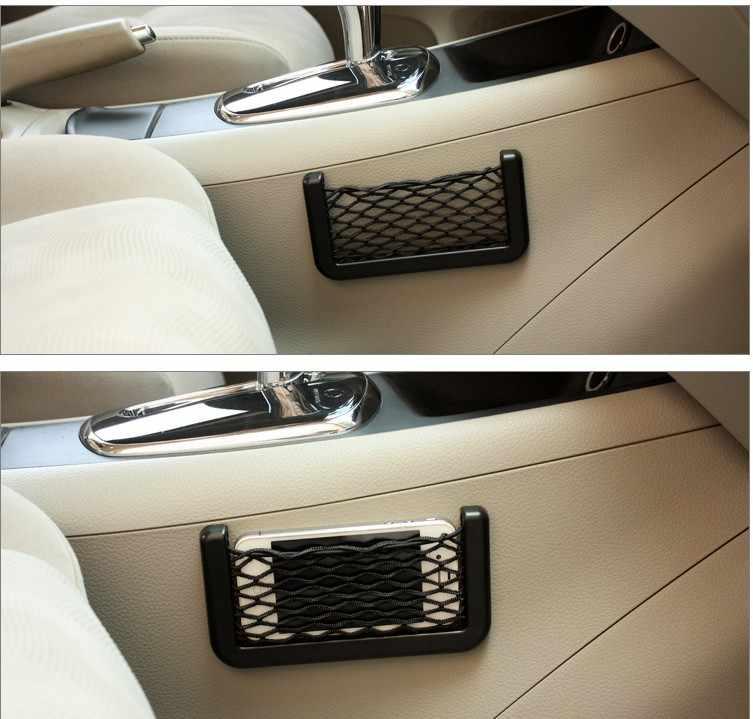 Mobil Styling Bagasi Tas Penyimpanan Refitting Aksesoris untuk Dacia Duster Logan Sandero Stepway Lodgy MCV 2 Dokker