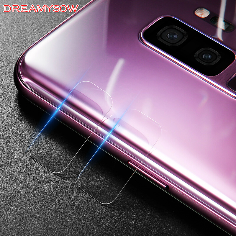Back Camera Protective Glass For Samsung Galaxy J700 A500 S9 Plus Note8/5 S8 Plus S7 Edge S6 Edge S5 J7 A5 2015 Tempered Glass