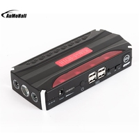 68800mAh Car Jump Starter Multi Function Power Bank For Car Star Engine Mobile Emergency Charger Booster