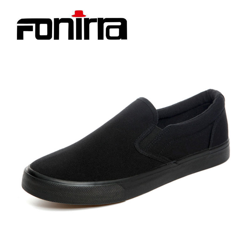 FONIRRA Spring Women Platform Canvas Sneakers Height increasing Casual Shoes Female Heightened Women Shoes Black Red Autumn 126 height increasing spring autumn new canvas female women s platform shoes full black fashion shoes