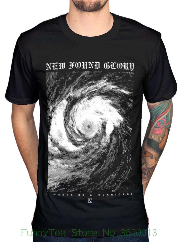Official New Found Glory Breeze T-shirt Pop Punk Rock Band Merchandise