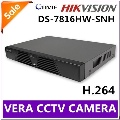 US $65 0 |Hikvision DVR Hard Disk Video Recorder HD 4 Channel DS 7804HW SNH  8 Channel DS 7808HW SNH 16 Channel DS 7816HW SNH-in Surveillance Video