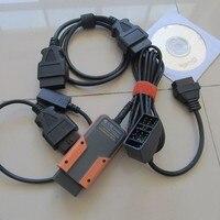 3in1 scanner For T OYOTA TIS Techstream MVCI Diagnostic Tool for t oyota mvci for h onda hds for v olvo scanner v10.00.028