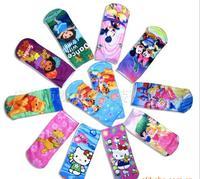 120 пар принцессы с рисунком Микки Минни hello носки с котенком Весна осень детские носки милые носочки SM862 18 см