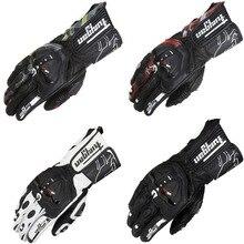 Новинка 2018The Furygan AFS19 защитные перчатки из натуральной кожи гоночные мотоциклетные рыцарские длинные перчатки