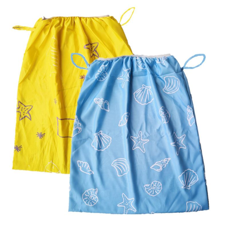 65x70cm Baby Diaper Nappy Wet Bag Waterproof Washable Reusable Diaper Pail Liner Or Wet Bag For Cloth Nappies Or Dirty Laundry