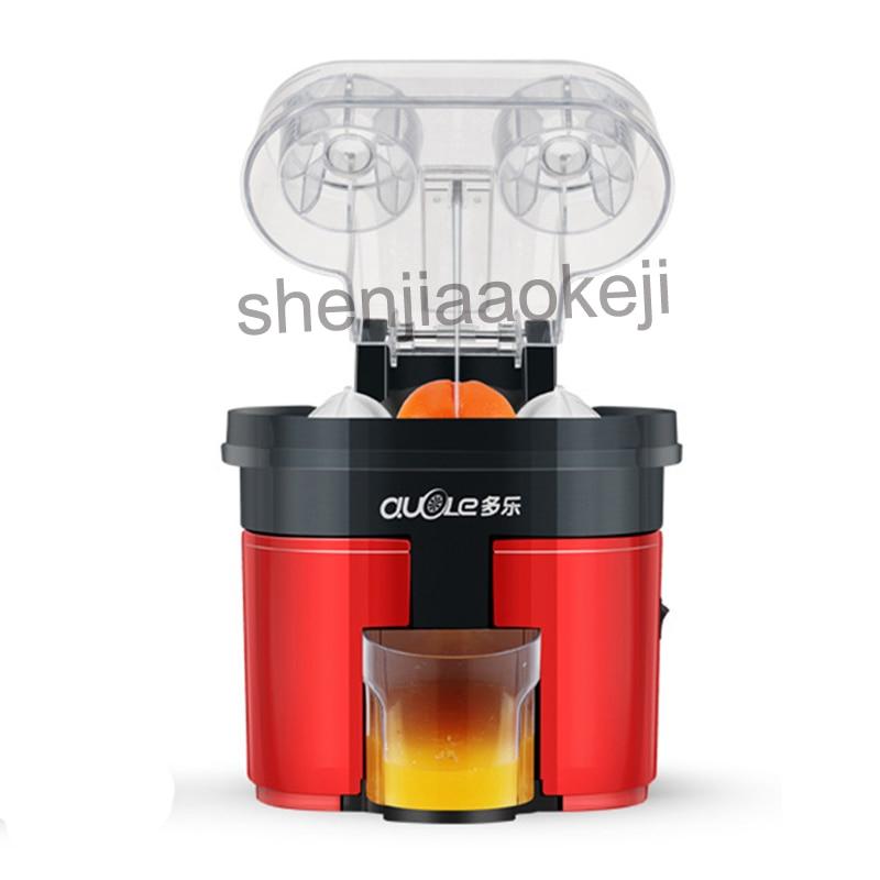 Household Orange juicer lemon fruit juice machine High juice yield electric orange press juice machine 12000r/min 220v 90w 1pc цены