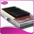 Mix Size 7 to 15 mm 20 lines High quality mink synthetic eyelash single natural eyelashes fake false eye lash make up