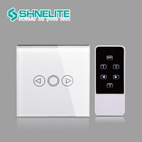 Touch Screen EU Smart House Dimmer Switch For Livolo Broadlink Geeklink Orvibo Controller RF433mhz Push Light