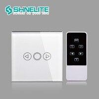 Touch Screen EU Smart House Dimmer Switch For Livolo Broadlink Geeklink Orvibo Controller RF433mhz Push Light