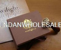 Creative Stationery Twilight Europe Wooden Stamp Retro Wax Seal Gift Seal Decorative Stamp