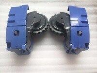 Левый и правый колеса модуль двигатель для irobot Roomba 600 500 620 серии 700 650 660 595 780 770 760 вакуум запчасти пылесоса irobot колеса