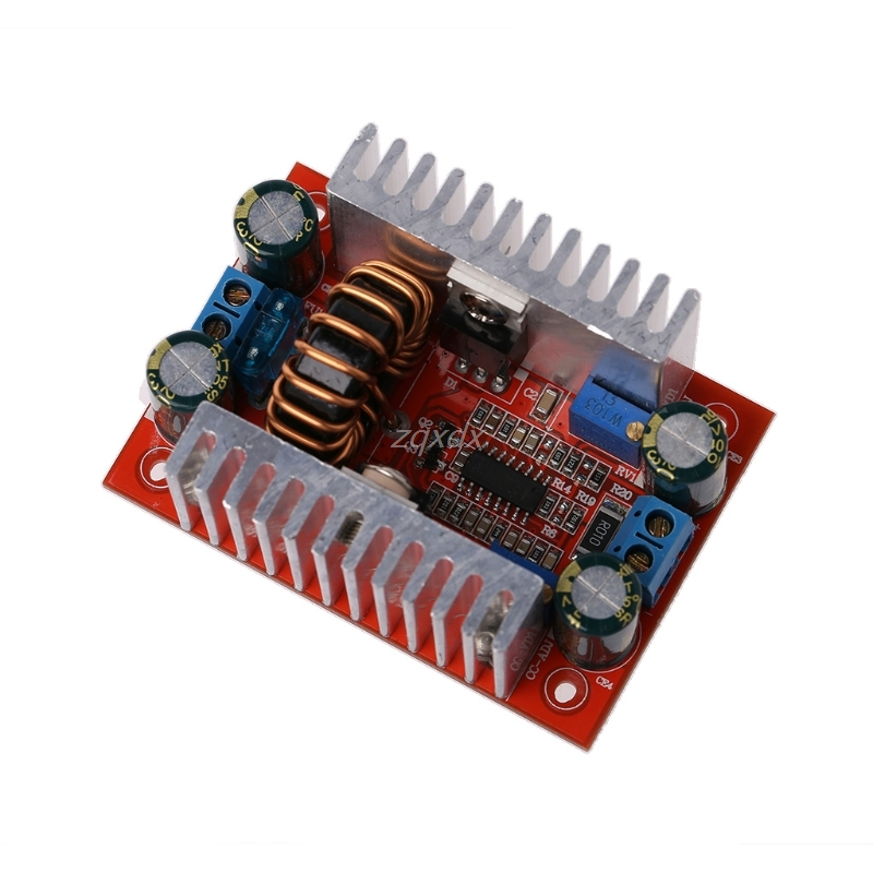 400 W DC-DC Step-up Boost Converter Courant Constant Module D'alimentation LED Driver Step Up Tension Module Z17 Drop ship